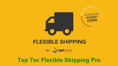 Top Tec Flexible Shipping Pro