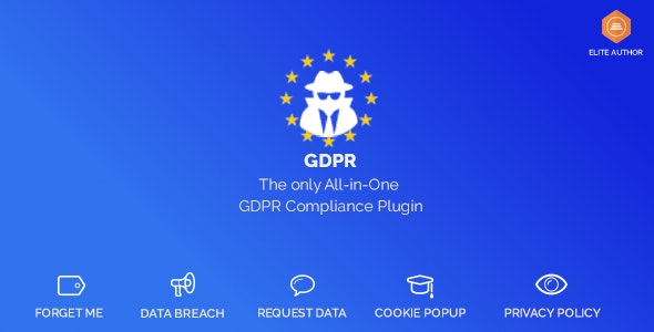 WordPress GDPR & CCPA 1.9.16